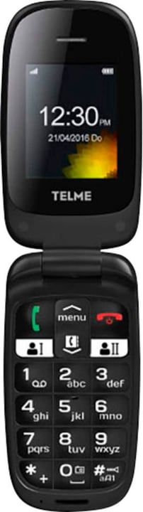 X210 nero Telme 785300125407
