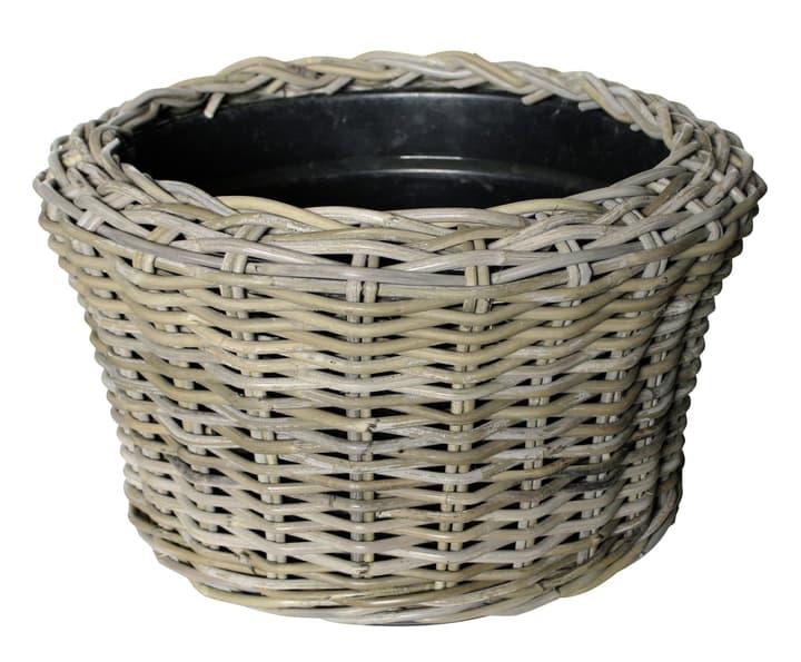 Pflanzenkorb Dry Pot 659650100000 Farbe Grau Grösse ø: 55.0 cm x H: 34.0 cm Bild Nr. 1
