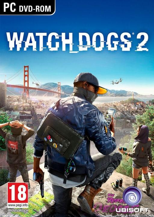 PC - Watch Dogs 2 Physisch (Box) 785300121209 Bild Nr. 1