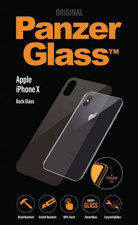 Backglass, für iPhone X Panzerglass 798616800000 Bild Nr. 1