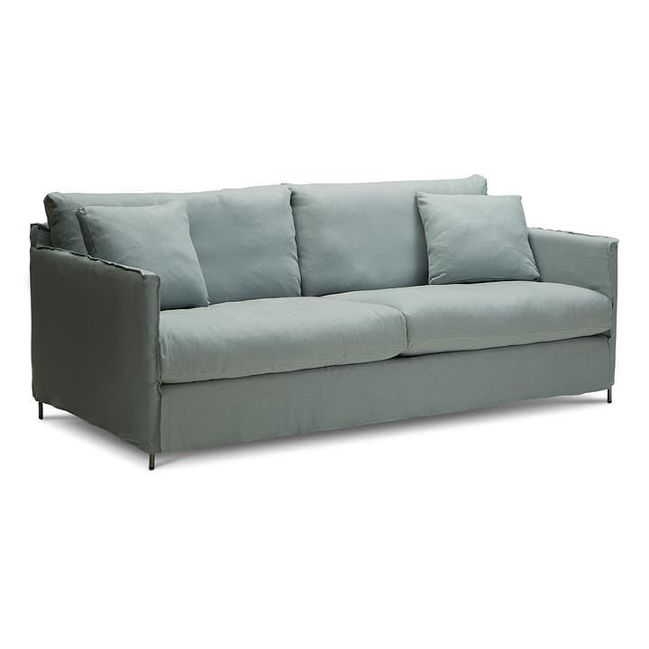 ALEYNA 3er Sofa 360260900000 Grösse B: 198.0 cm x T: 102.0 cm x H: 82.0 cm Farbe Hellblau Bild Nr. 1