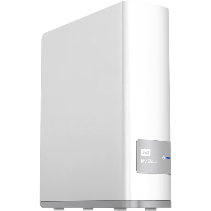My Cloud 3TB NAS Network-Attached-Storage (NAS) Western Digital 785300124388 Photo no. 1