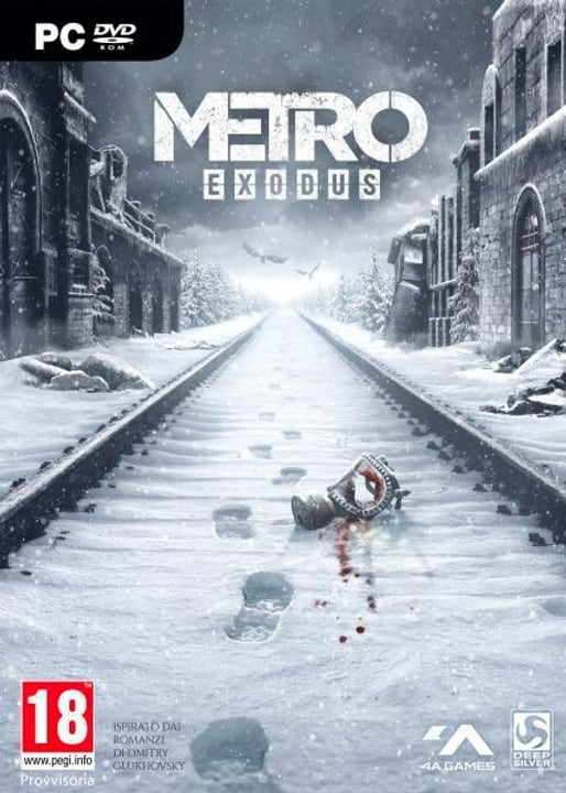 PC - Metro Exodus F Box 785300139663 N. figura 1