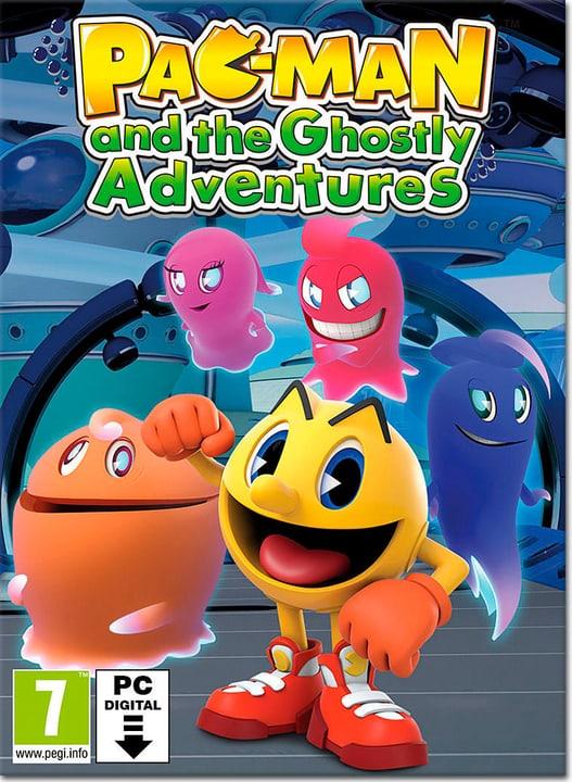 PC - Pac-Man und die Geisterabenteuer - D/F/I Download (ESD) 785300134432 Bild Nr. 1