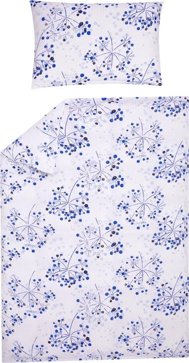 TINA Garnitura da letto 451301014442 Colore Bianco Dimensioni L: 160.0 cm x A: 210.0 cm N. figura 1