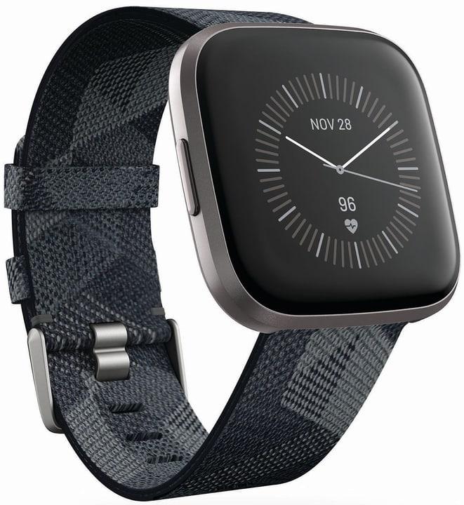 Versa 2 SE Smoke Woven Smartwatch Fitbit 798707500000 Photo no. 1