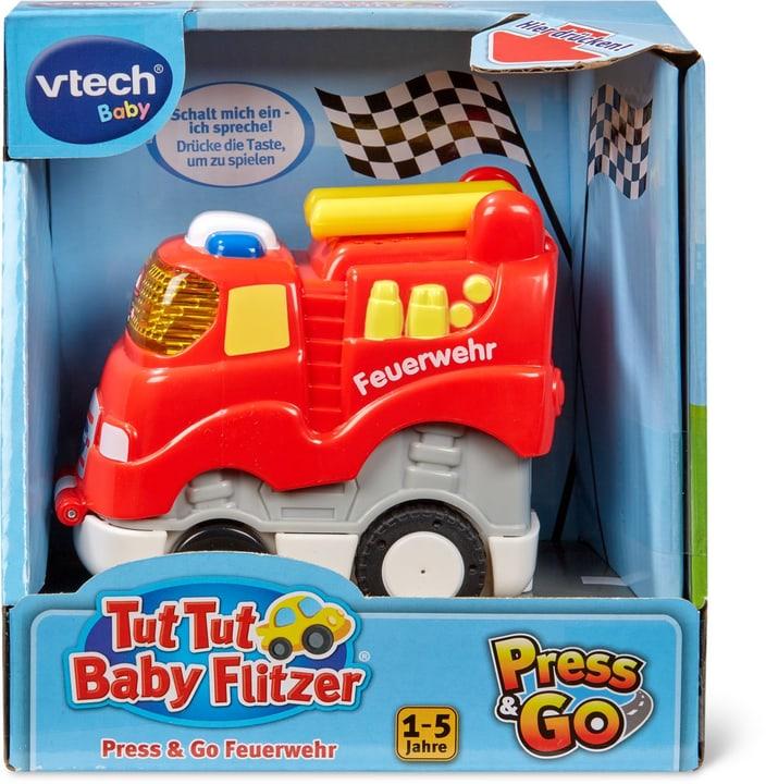 Vtech Press & Go Feuerwehr (D) 746392790000 Langue Allmend Photo no. 1