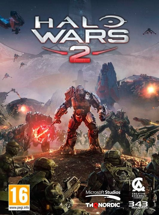 PC - Halo Wars 2 Box 785300121662 N. figura 1