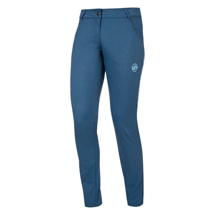 Massone Pantalon de trekking pour femme Mammut 462778803622 Couleur bleu foncé Taille 36 Photo no. 1