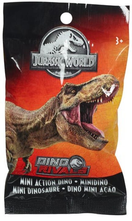 Jurassic World Mini Dinos 1 Surprise Bag 748664600000 Photo no. 1