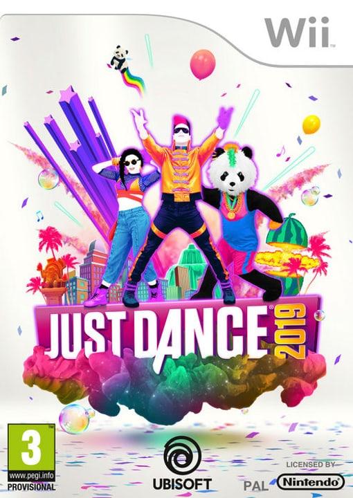 Wii - Just Dance 2019 Box 785300138790 Bild Nr. 1