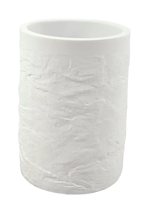 FANIA Bicchiere 442079500210 Colore Bianco Dimensioni L: 7.2 cm x P: 7.2 cm x A: 10.2 cm N. figura 1