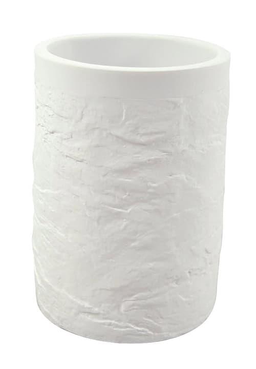 FANIA Becher 442079500210 Farbe Weiss Grösse B: 7.2 cm x T: 7.2 cm x H: 10.2 cm Bild Nr. 1