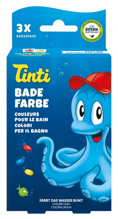 Tinti Couleurs pour le bain set à 3pcs. 746395500000 Photo no. 1