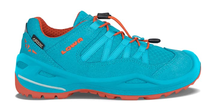 Robin GTX Lo Chaussures polyvalentes pour enfant Lowa 465516641044 Couleur turquoise Taille 41 Photo no. 1