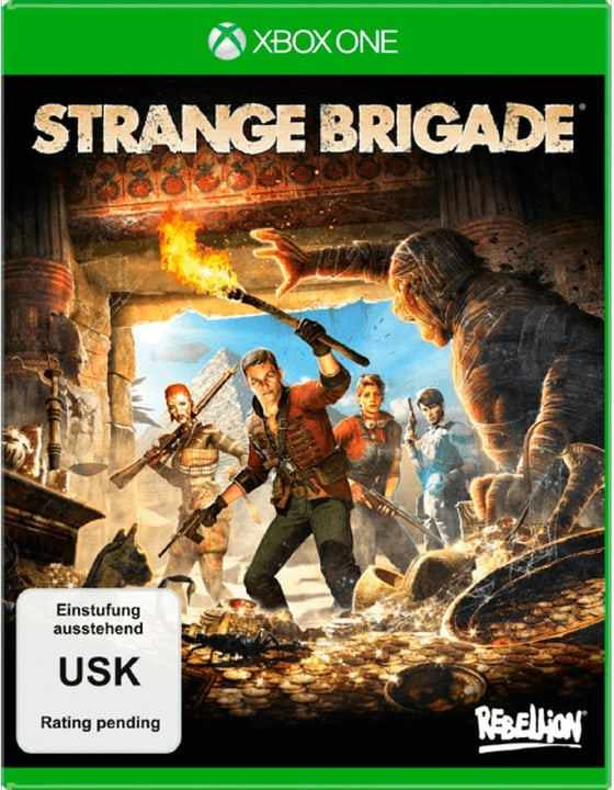 Xbox One - Strange Brigade (D) Box 785300135386 Photo no. 1