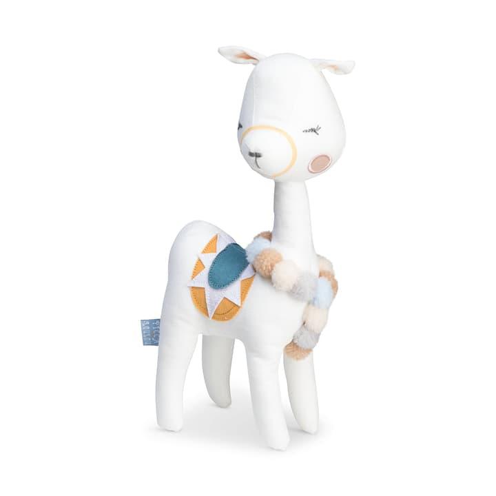CONNY animale di peluche 370001700010 Dimensioni A: 27.0 cm Colore Bianco N. figura 1