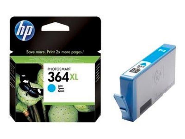 CB323EE cartuccia d'inchiostro nr. 364XL cyan Cartuccia d'inchiostro HP 797507300000 N. figura 1