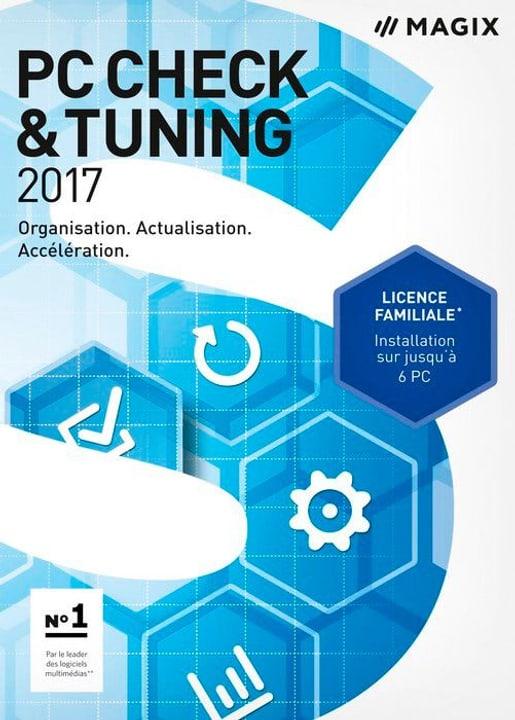 PC Check & Tuning 2017 (6 lic) Fisico (Box) Magix 785300121430 N. figura 1