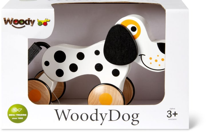 Woody Chien à tirer  (FSC®) 746393500000 Photo no. 1
