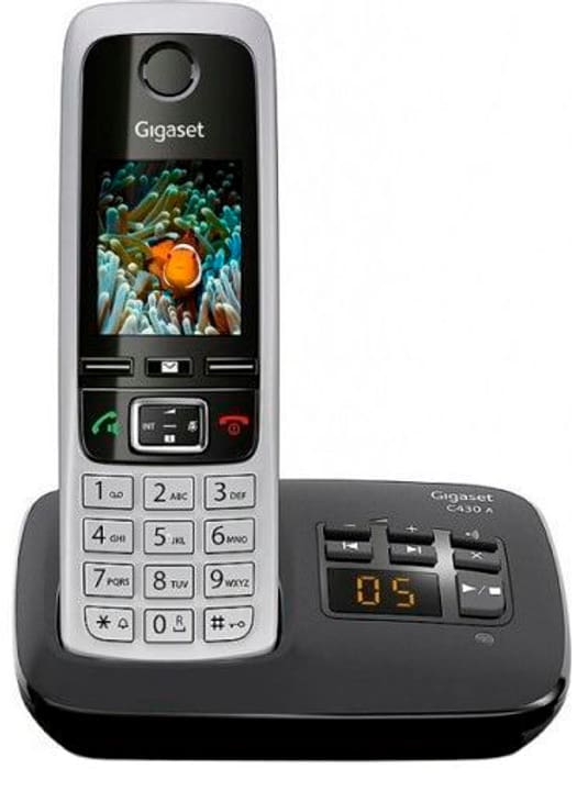 C430A nero argento Telefono fisso Gigaset 785300123485 N. figura 1