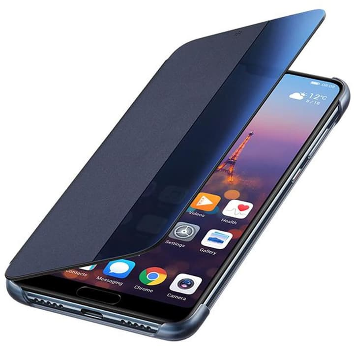 Smart View Flip Cover blu Custodia Huawei 785300135609 N. figura 1