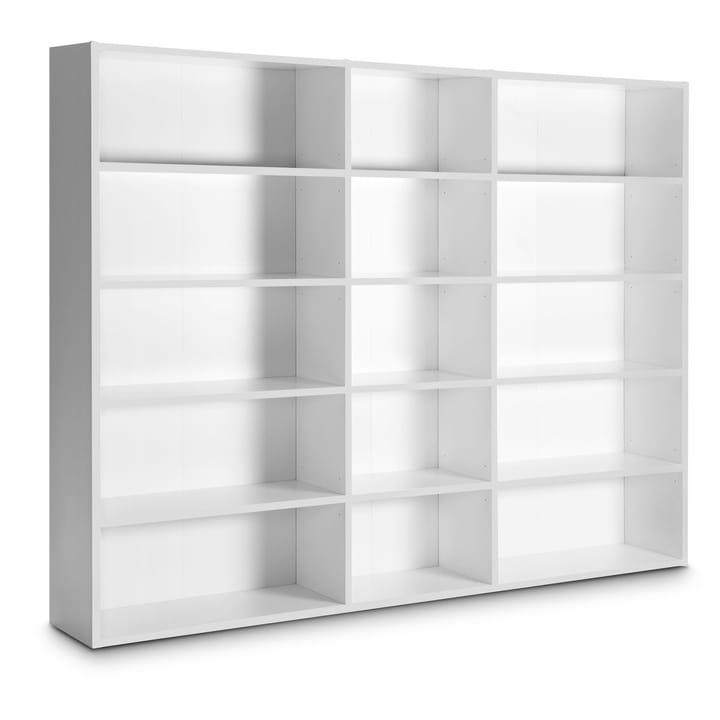 ANGELO bianco 246 x 36 x 195 cm Scaffale 360979700000 Dimensioni L: 36.0 cm x P: 246.0 cm x A: 195.0 cm Colore Bianco N. figura 1