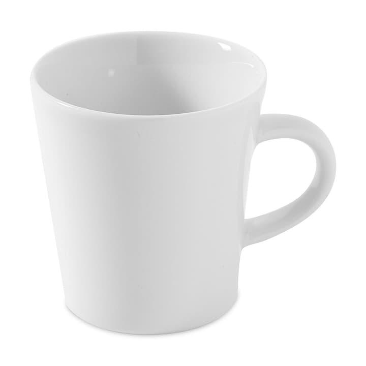 UPDATE Tazza con manico KAHLA 393000434787 Dimensioni L: 9.0 cm x P: 9.0 cm x A: 9.0 cm Colore Bianco N. figura 1