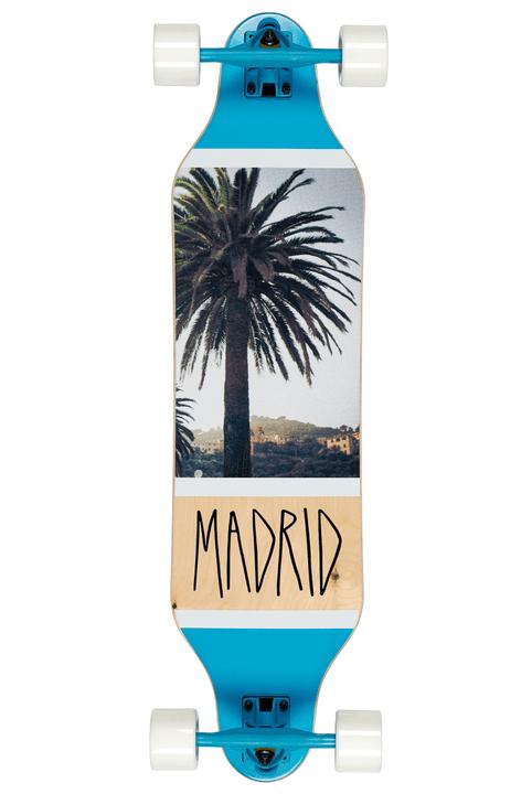 Weezer Palm TM Longboard Madrid 492371100000 N. figura 1