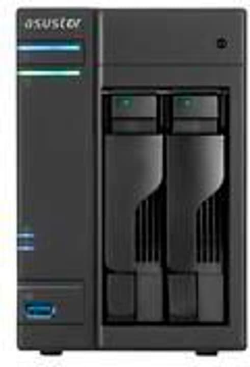 6102T 2 BAY N3050 1.6 GHz, sans HDD NAS ASUSTOR 785300143324 Photo no. 1