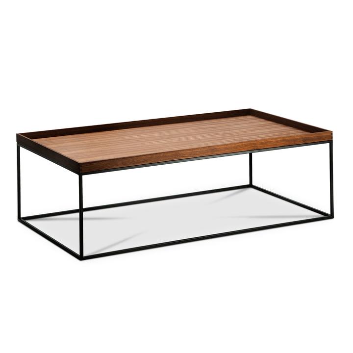 COFFEE Tavolini 362225600000 Dimensioni L: 120.0 cm x P: 70.0 cm x A: 39.0 cm Colore Noce N. figura 1