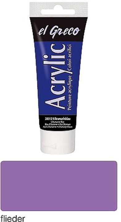 el Greco Acrylic 75ml C.Kreul 665488800270 Farbe Violet Photo no. 1