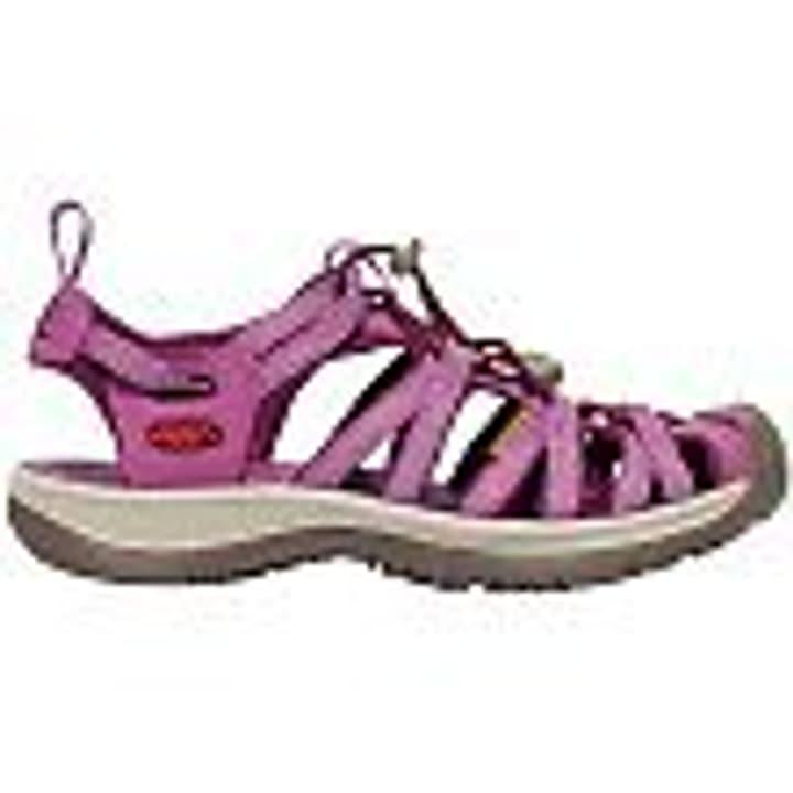 Whisper Sandales de trekking pour femme Keen 493442238045 Couleur violet Taille 38 Photo no. 1