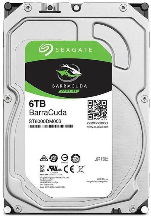 "BarraCuda SATA 3.5"" 6 TB Hard disk Interno HDD Seagate 785300145867 N. figura 1"
