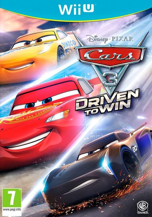 Wii U - Cars 3 Box 785300122367 Bild Nr. 1