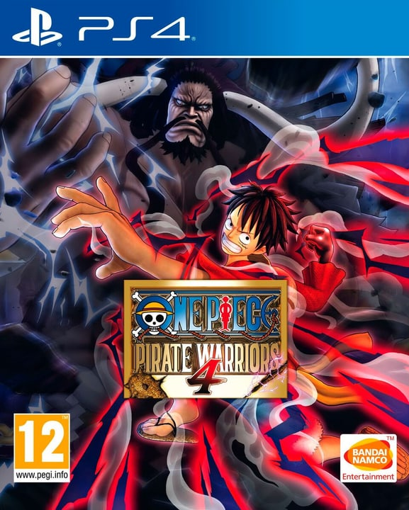 PS4 - One Piece: Pirate Warriors 4 Box 785300149309 Photo no. 1