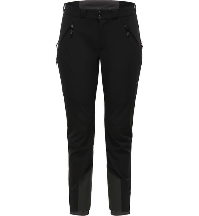 Roc Fusion Pantalon pour femme Haglöfs 462793003820 Couleur noir Taille 38 Photo no. 1