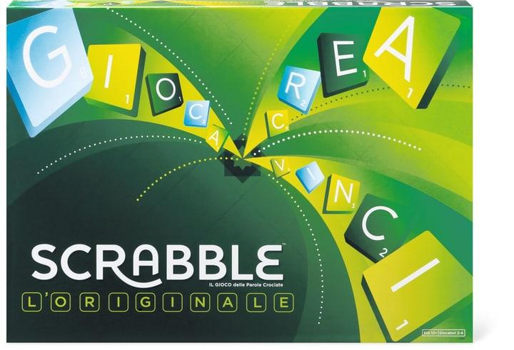 Scrabble Originale (I) 746952490200 Lengua Italiano N. figura 1