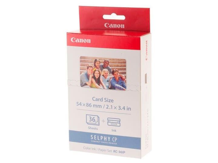 Ensemble encre / papier couleur 8,6x5,4cm Cartouche d'encre Canon 797554100000 Photo no. 1