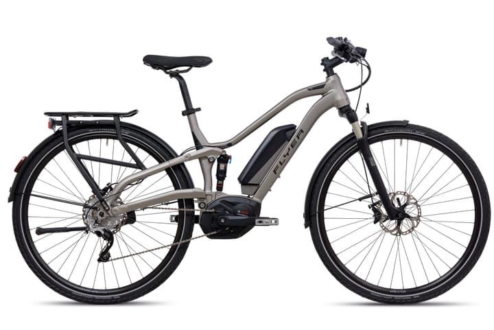 "TX 7.10 28"" E-Trekkingbike FLYER 463303604987 Farbe silberfarben Rahmengrösse 49 Bild Nr. 1"