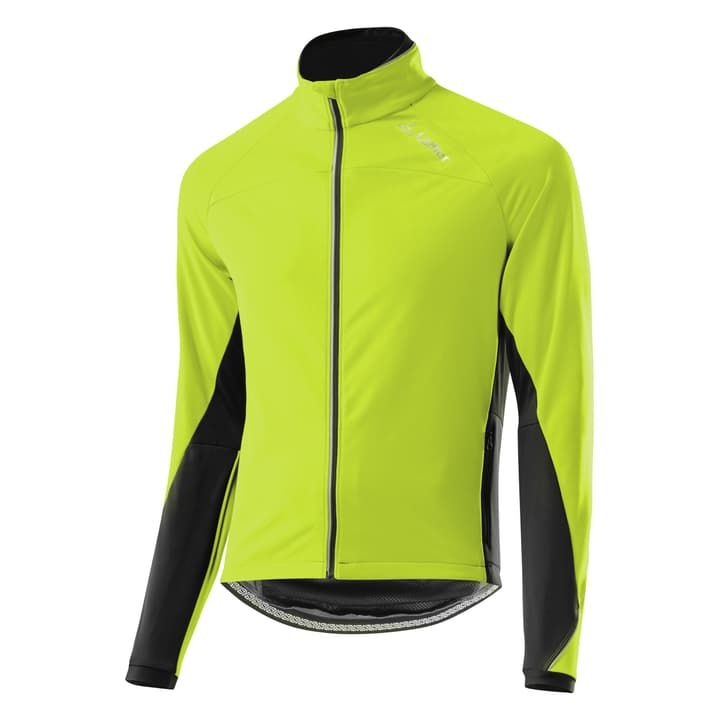 Udine WS Superlite Herren-Bike-Windjacke Löffler 461365605266 Farbe limegrün Grösse 52 Bild Nr. 1