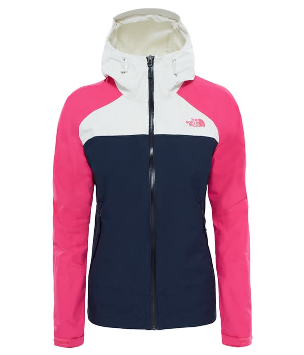 Stratos Giacca da donna The North Face 462715200522 Colore blu scuro Taglie L N. figura 1