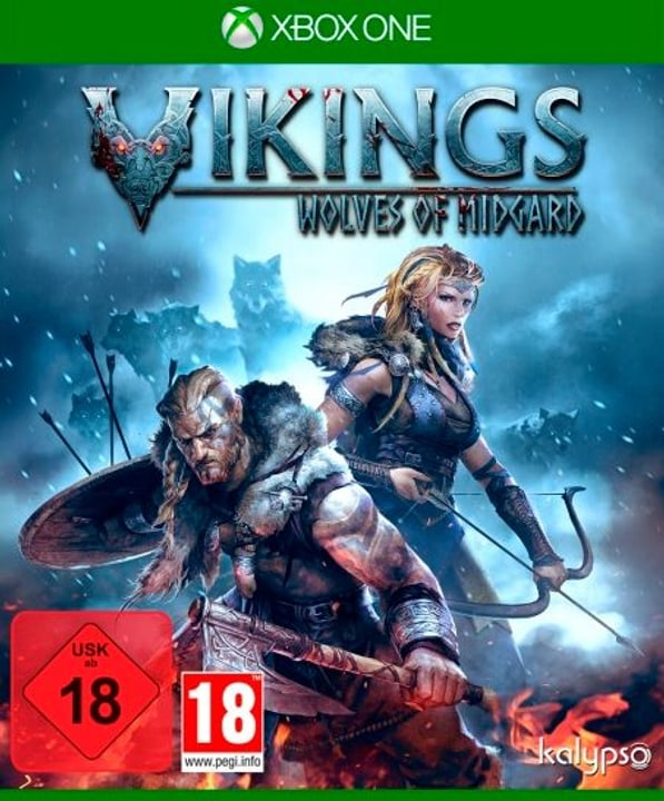 Xbox One - Vikings - Wolves of Midgard 785300121855 N. figura 1