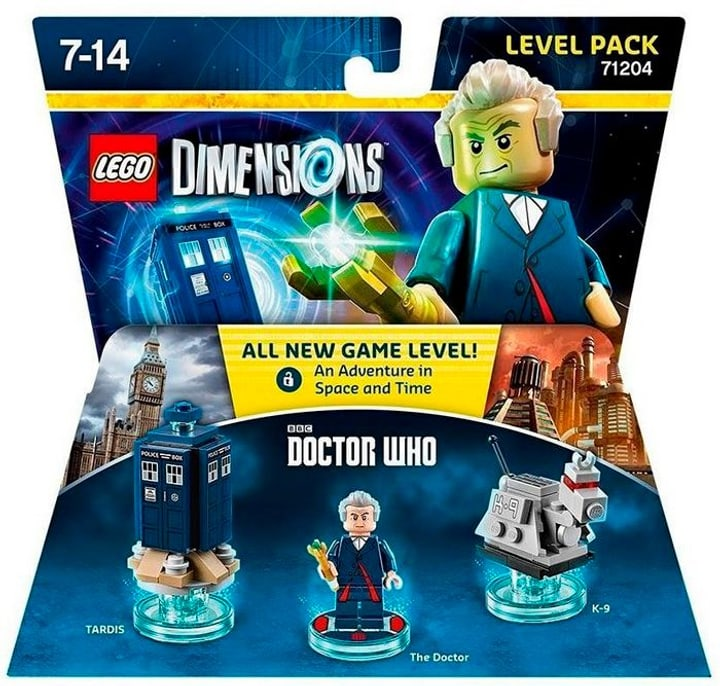 LEGO Dimensions Level Pack - Doctor Who 785300122393 Photo no. 1