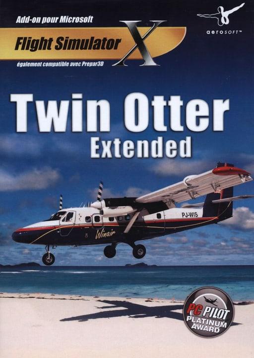 PC - Twin Otter Extended pour FSX Prepar3D Fisico (Box) 785300128487 N. figura 1