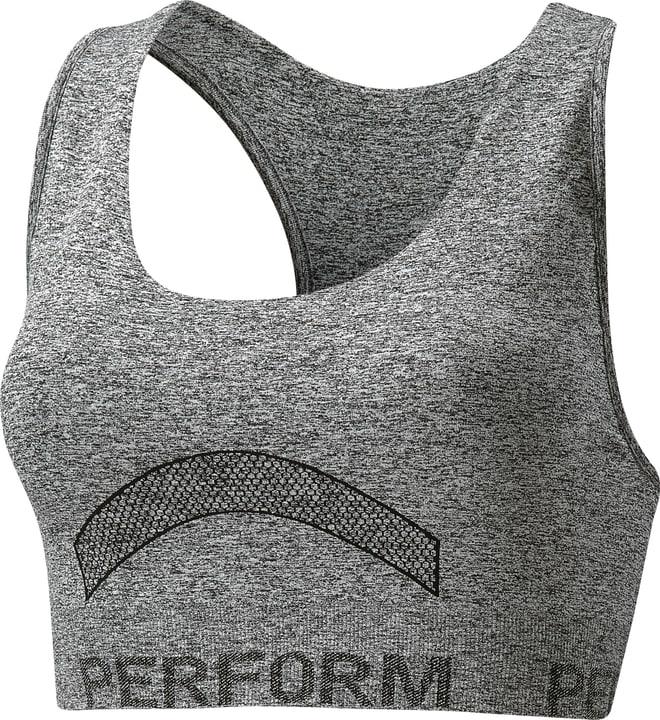 Seamless MEDIUM Sport-BH Perform 462041400480 Farbe Grau Grösse M Bild-Nr. 1