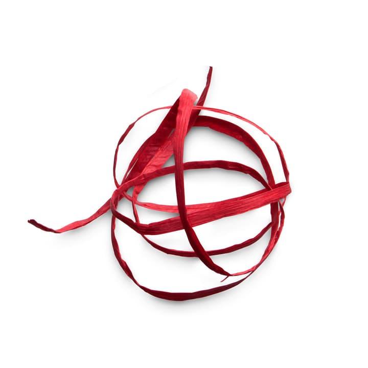 NEW PAPER ruban 5 mm  x 30 m 386182900000 Colore Rosso Dimensioni L: 3000.0 cm x P: 0.5 cm x A: 0.1 cm N. figura 1
