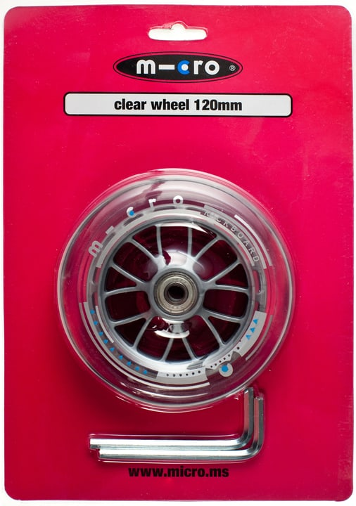 Roues de trottinette Micro 492444500000 Photo no. 1