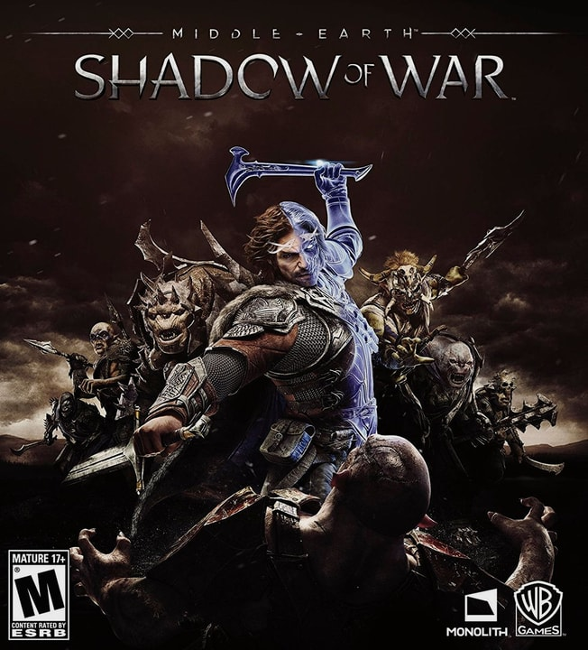 PC - Middle-Earth: Shadow of War Download (ESD) 785300133670 Bild Nr. 1