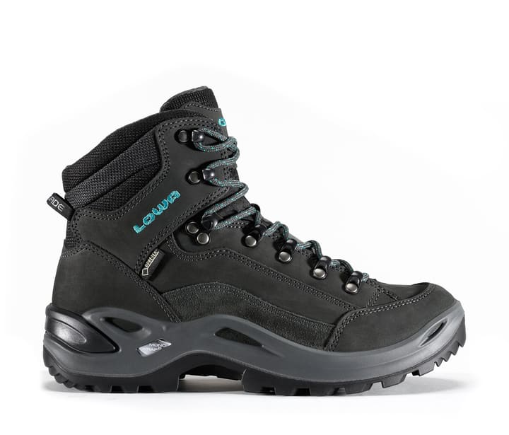Renegade GTX Mid Chaussures de trekking pour femme Lowa 460819840080 Couleur gris Taille 40 Photo no. 1